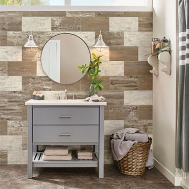 Bathrooms | Armstrong Engineered Tile