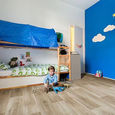 Kids Bedrooms | Beauflor® Crafted Plank & Tile