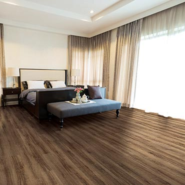 Bedrooms | US Floors COREtec Plus Luxury Vinyl Tile