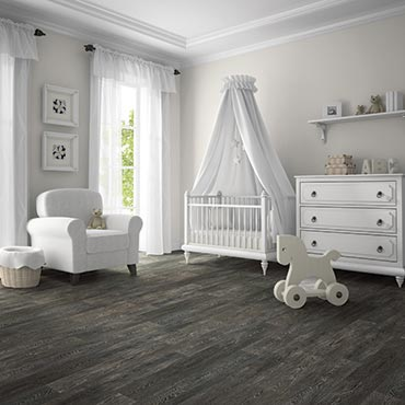 Nursery/Baby Rooms | US Floors COREtec Plus Luxury Vinyl Tile