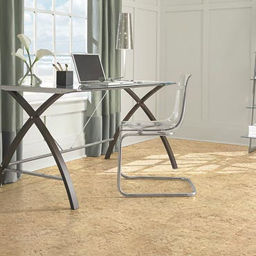 Home Office/Study | US Floors COREtec Plus Luxury Vinyl Tile