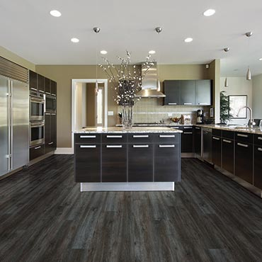 Kitchens | US Floors COREtec Plus Luxury Vinyl Tile