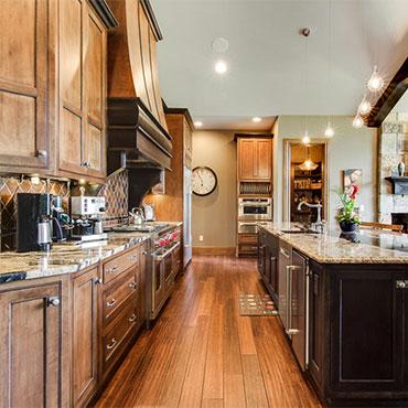 Kitchens | Cali Bamboo Flooring