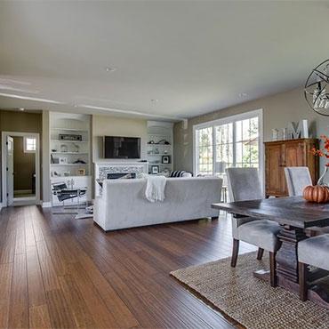 Family Room/Dens | Cali Bamboo Flooring