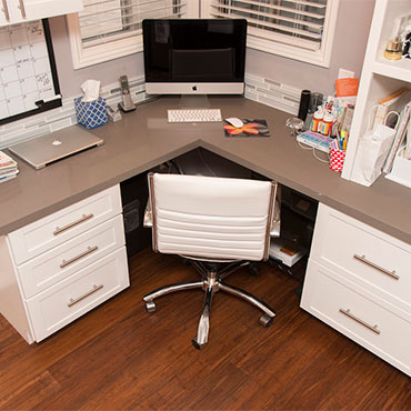 Home Office/Study | Cali Bamboo Flooring