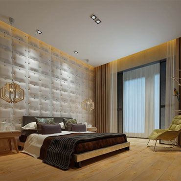 Bedrooms | GreenTouch Hardwood Flooring