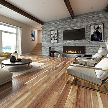 Living Rooms | Superior Hardwood Flooring