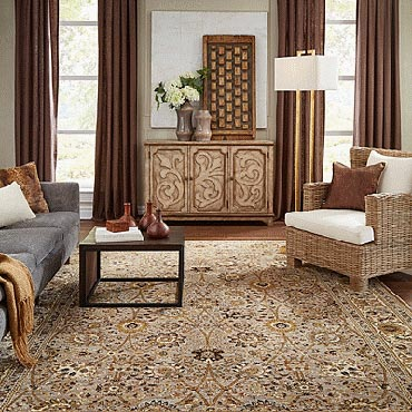 Living Rooms | Karastan Rugs