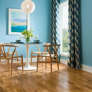 Dining Room Areas | Bruce Laminate Flooring