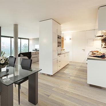 Kitchens | Johnson Hardwood Flooring