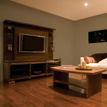 Living Rooms | PG Model® Hardwood Flooring