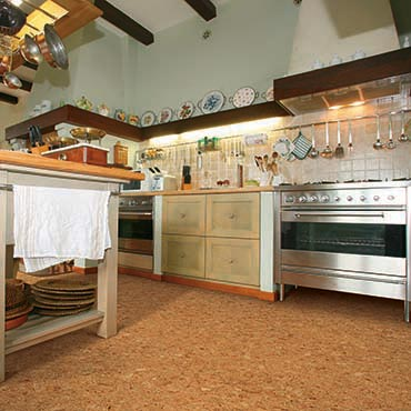Kitchens | Natural CORK® Flooring