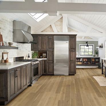 Kitchens | Hartco® Wood Flooring