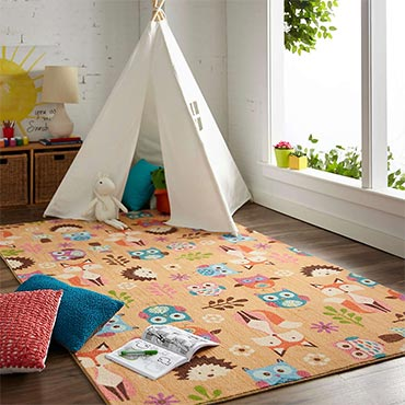 Kids Bedrooms | Mohawk Area Rugs