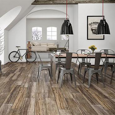 Dining Areas | InterCeramic® USA Tile