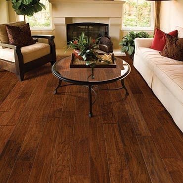 Family Room/Dens | Hallmark Hardwood Flooring