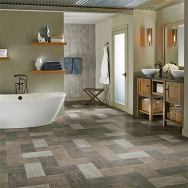 Armstrong Engineered Tile | Bathrooms - 5836