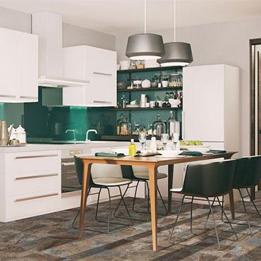 Beauflor® Vinyl Flooring | Dining Areas - 5903