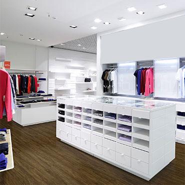 Milliken Luxury Vinyl Tile   Retail/Shopping - 6000