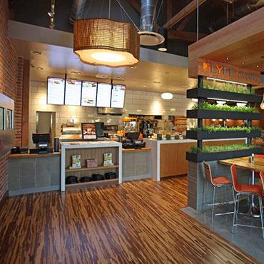 Teragren Bamboo Flooring | Resturants/Bars