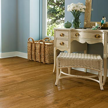 Armstrong Hardwood Flooring | Bedrooms - 3543