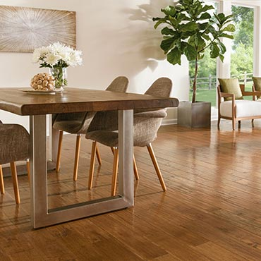 Armstrong Hardwood Flooring | Dining Room Areas - 3556