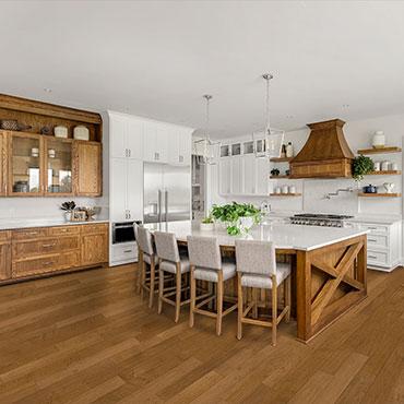 Reward Hardwood Flooring   Kitchens