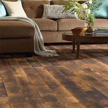 Shaw Laminate Flooring | Family Room/Dens - 3712