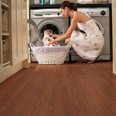 Natural BAMBOO® Flooring | Laundry/Mud Rooms