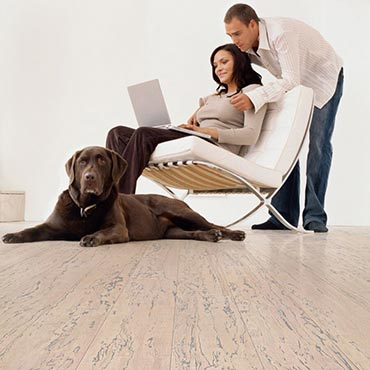 Natural BAMBOO® Flooring | Family Room/Dens - 3355