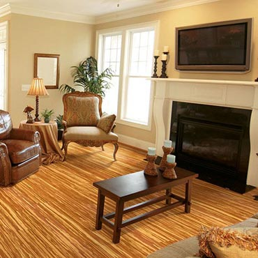 Natural BAMBOO® Flooring | Living Rooms - 3358