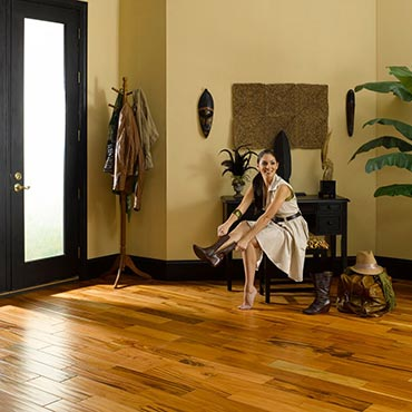 Natural BAMBOO® Flooring | Foyers/Entry - 3360