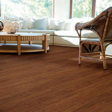 Natural BAMBOO® Flooring | Living Rooms - 3368