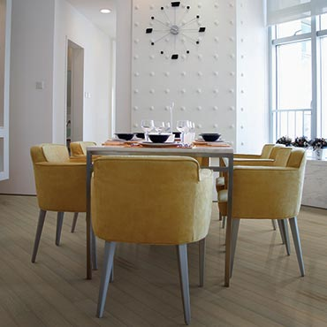 Natural BAMBOO® Flooring | Dining Room Areas - 3376