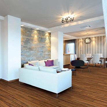 Natural BAMBOO® Flooring | Living Rooms - 3382