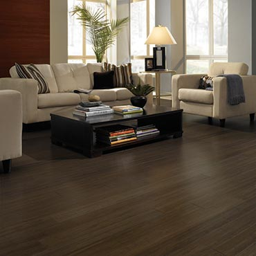 Natural BAMBOO® Flooring | Living Rooms - 3385