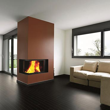 Natural BAMBOO® Flooring | Family Room/Dens