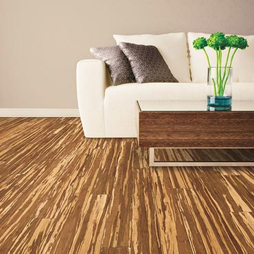 Natural BAMBOO® Flooring | Living Rooms - 3388