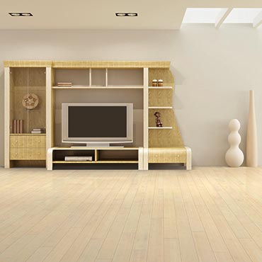 Natural BAMBOO® Flooring | Family Room/Dens - 3389