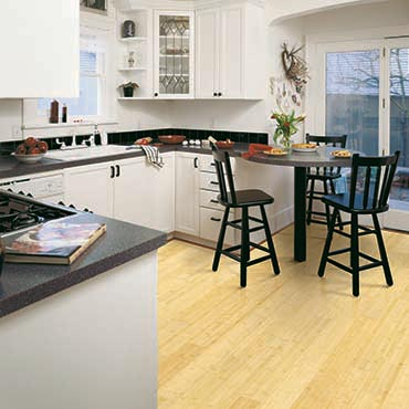 Natural BAMBOO® Flooring | Kitchens - 3390