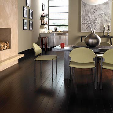 Natural BAMBOO® Flooring | Dining Room Areas - 3391
