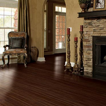 Natural BAMBOO® Flooring | Living Rooms