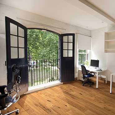 US Floors Hardwood  | Home Office/Study - 3521