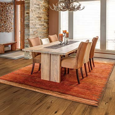 US Floors Hardwood  | Dining Room Areas - 3522
