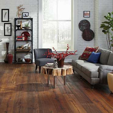 US Floors Hardwood  | Family Room/Dens