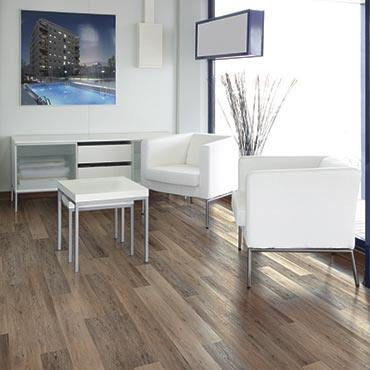 US Floors COREtec Plus Luxury Vinyl Tile | Living Rooms - 3445