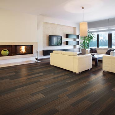 US Floors COREtec Plus Luxury Vinyl Tile | Living Rooms - 3457