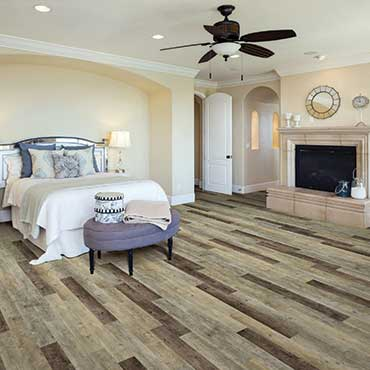 US Floors COREtec Plus Luxury Vinyl Tile | Bedrooms - 3460