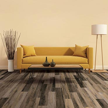 US Floors COREtec Plus Luxury Vinyl Tile | Living Rooms - 3461