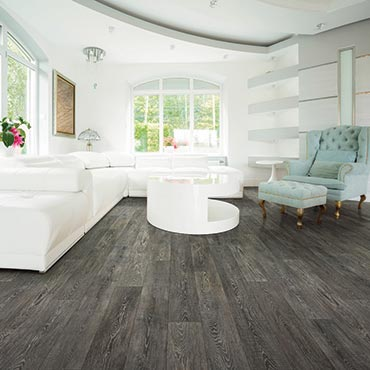 US Floors COREtec Plus Luxury Vinyl Tile | Living Rooms - 3472